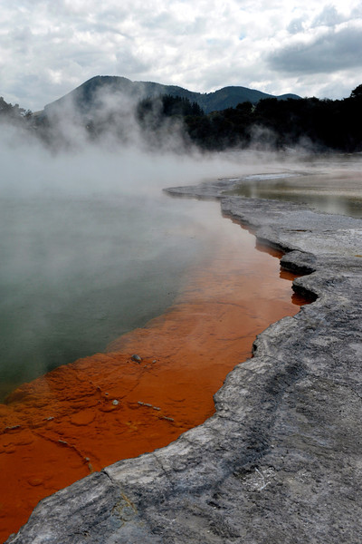 <h4>Volcanic Wonders</h4>Rotorua, New Zealand