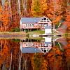 <h4>Mirror Lake</h4>Ontario, Canada
