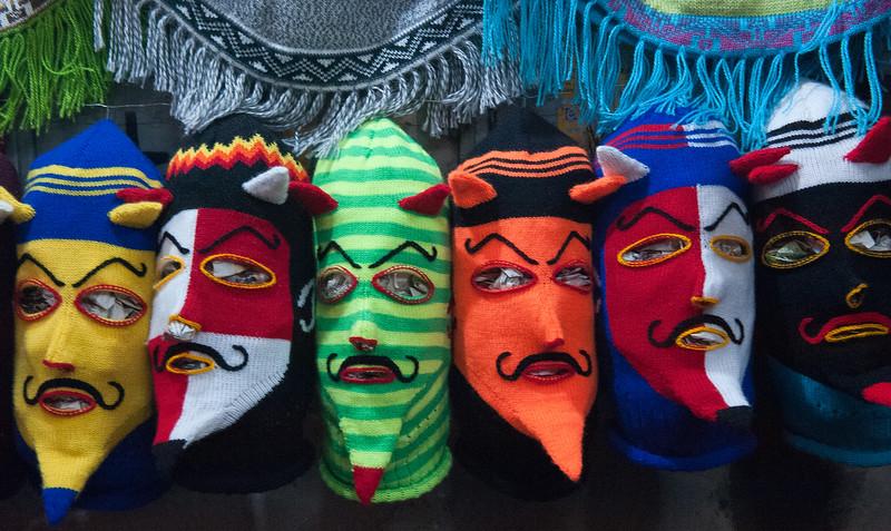 <h4>Masked</h4>Cusco, Peru