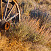 Virginia City Wagon Wheel