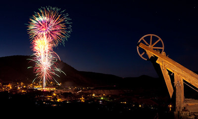 VC Fireworks Comstock 2013