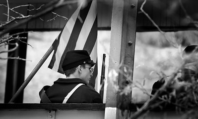 Virginia Citys Civil War Days03 BW