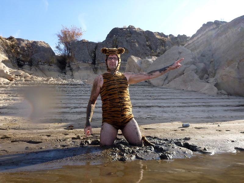 MAY... Mud Bath