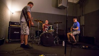 8-25-16 Music Practice Recording