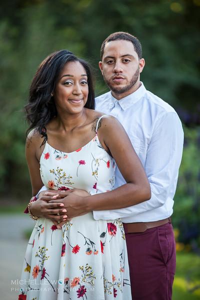 Brittney & Devon - Engagement Portraits-3513