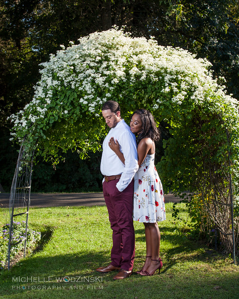 Brittney & Devon - Engagement Portraits-3343