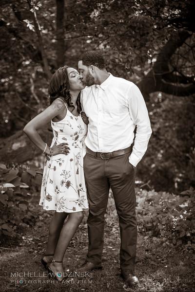 Brittney & Devon - Engagement Portraits-3425