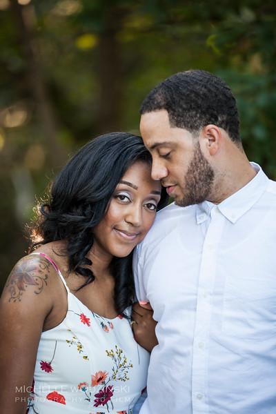 Brittney & Devon - Engagement Portraits-3402