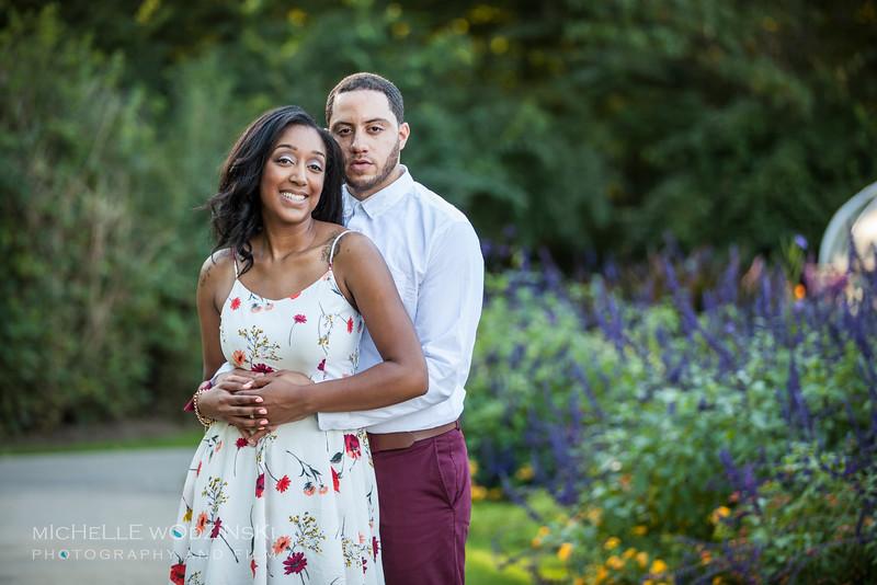 Brittney & Devon - Engagement Portraits-3516