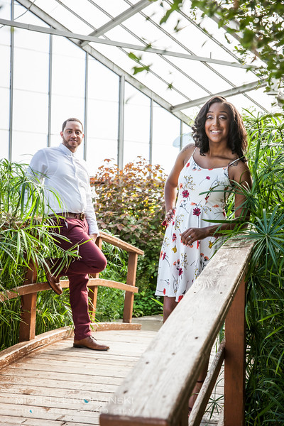 Brittney & Devon - Engagement Portraits-3235