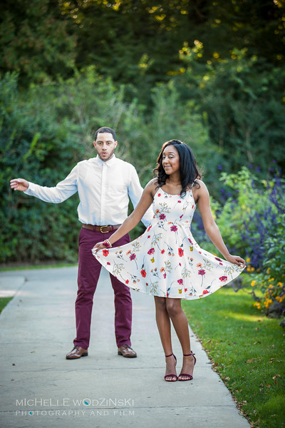 Brittney & Devon - Engagement Portraits-3470