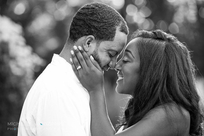 Brittney & Devon - Engagement Portraits-3823