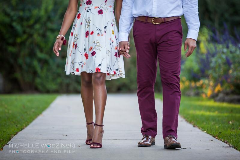Brittney & Devon - Engagement Portraits-3585