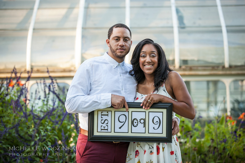 Brittney & Devon - Engagement Portraits-3678