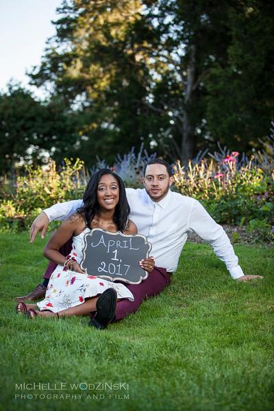 Brittney & Devon - Engagement Portraits-3745