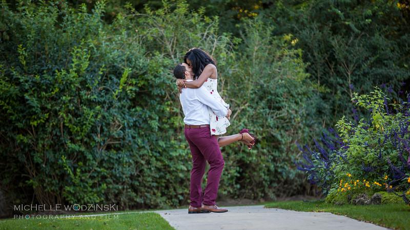 Brittney & Devon - Engagement Portraits-3666
