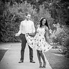 Brittney & Devon - Engagement Portraits-3477