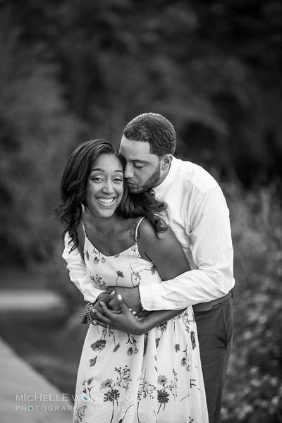 Brittney & Devon - Engagement Portraits-3522