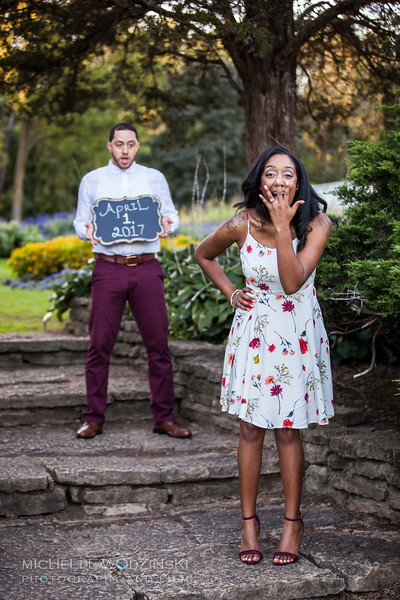 Brittney & Devon - Engagement Portraits-3786