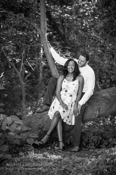 Brittney & Devon - Engagement Portraits-3453
