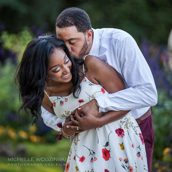 Brittney & Devon - Engagement Portraits-3550
