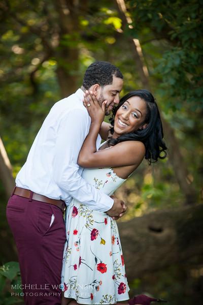 Brittney & Devon - Engagement Portraits-3388