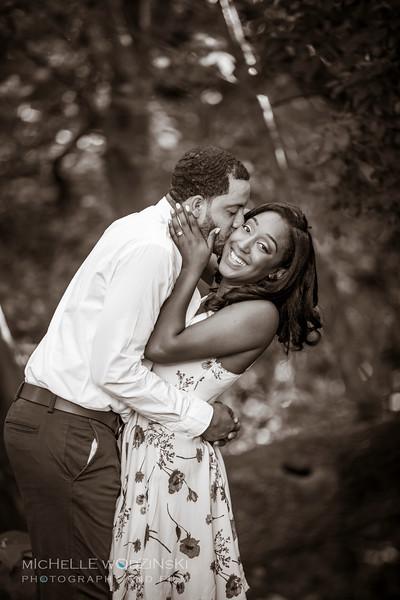 Brittney & Devon - Engagement Portraits-3390