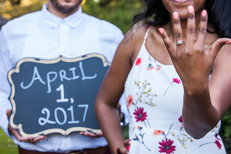 Brittney & Devon - Engagement Portraits-3798