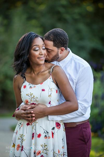 Brittney & Devon - Engagement Portraits-3510