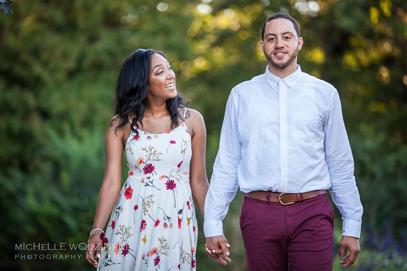 Brittney & Devon - Engagement Portraits-3590