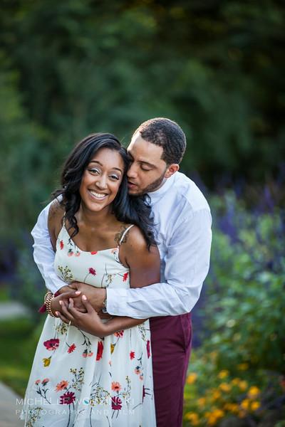 Brittney & Devon - Engagement Portraits-3520