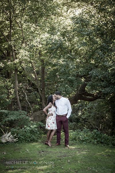 Brittney & Devon - Engagement Portraits-3432