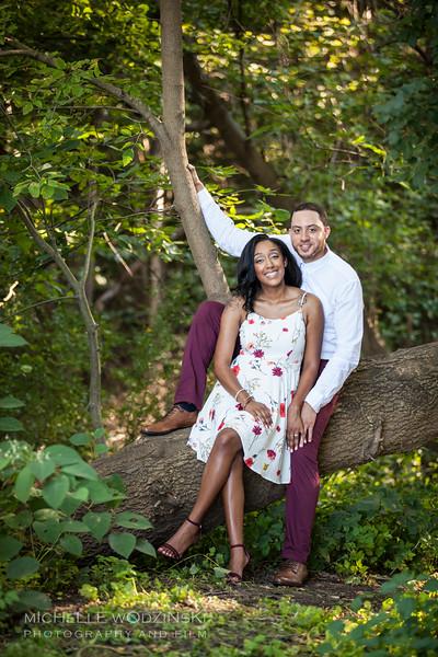 Brittney & Devon - Engagement Portraits-3465