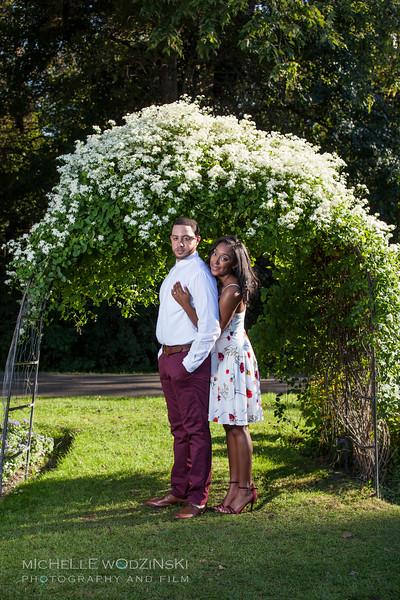 Brittney & Devon - Engagement Portraits-3344