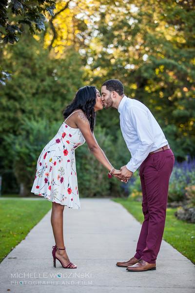 Brittney & Devon - Engagement Portraits-3612