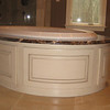 Custom Radius Tub surround