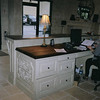 Rear view of the Reception Desk