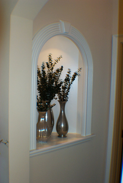 Recessed Wall niche