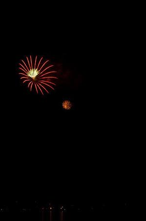 Cabrillo Beach Fireworks Show 7/4/2011