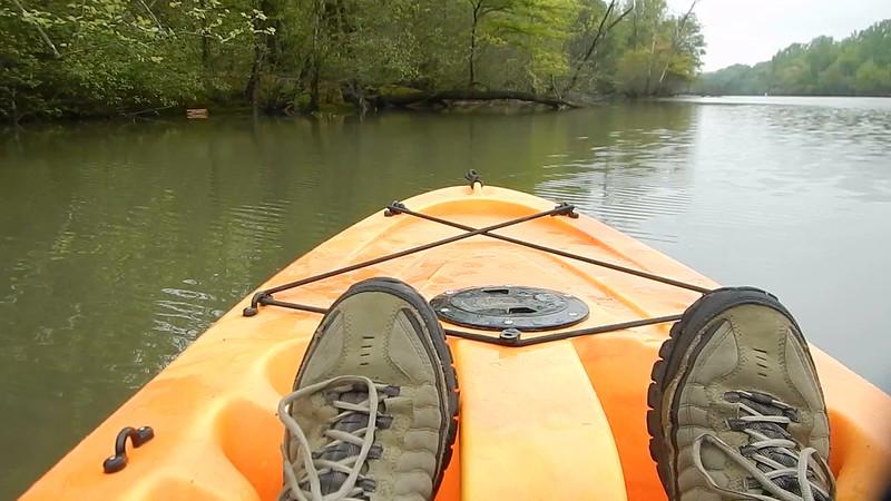 """31 Days of August"" - Catawba Kayak 1"