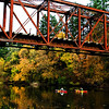 11-09-11 <b>Autumn Kayakers </b><br>Tualatin River, Ore.