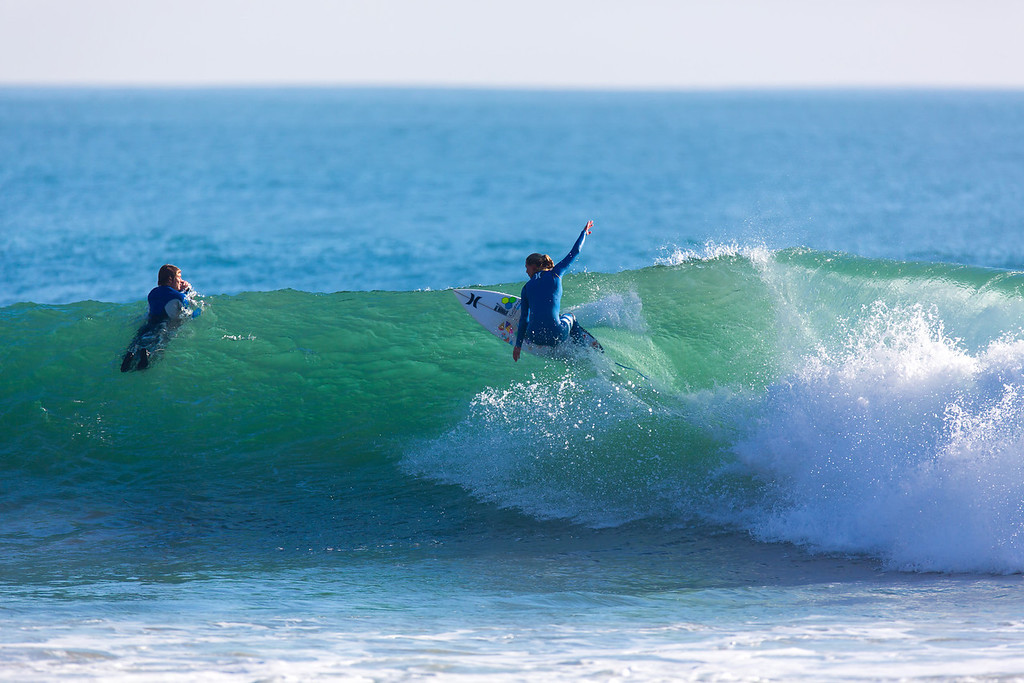 Surfing  at Rincon,USA <br /> Date: Jan 20, 2014<br /> Time: 06:48.PM<br /> Model: Canon EOS 5D Mark III<br /> Lens: EF600mm f/4L IS USM