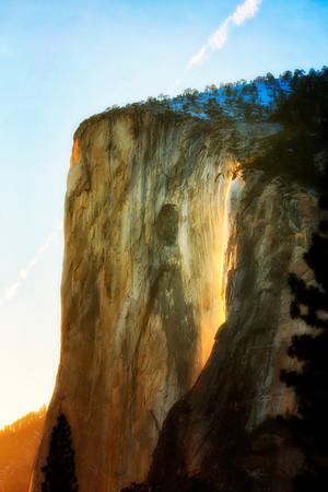 Yosemity National park Afternoon