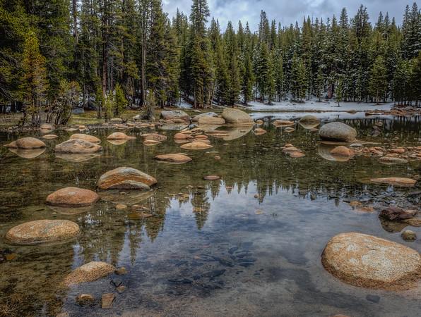 Stone Reflections