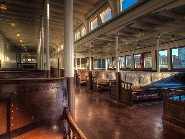 Eureka Ferryboat - San Francisco Maritime National Historical Park