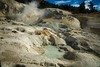 Geothermal activity at Lassen Volcano National Park<br /> Photo © Cindy Clark