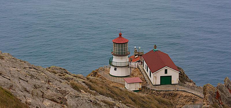 Pt. Reyes Lighthouse, Pt. Reyes, California