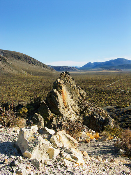 Long Valley near Mono Lake