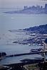 A fine view from Mt Tamalpais over Sausalito toward The City.<br /> Photo © Carl Clark