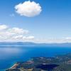 Heavenly Valley - view of Lake Tahoe